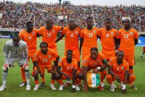 équipe nationale de la Côte d'Ivoire