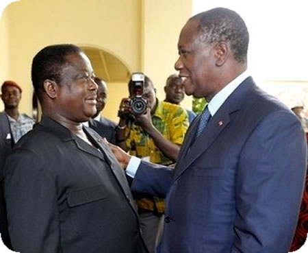 Rencontre Ouattara-Bédié : Soro salue l'initiative