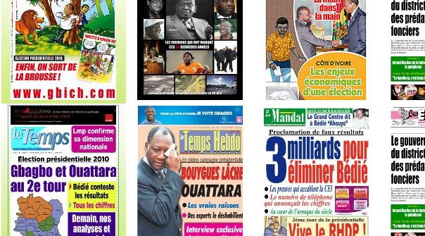 Ivory Coast Election 2010 - 2nd Round