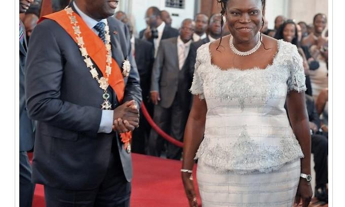 Le Couple Gbagbo