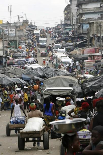 Adjame Abidjan