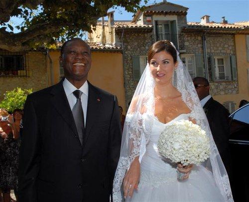 MARIAGE OUATTARA MOUGINS FRANCE