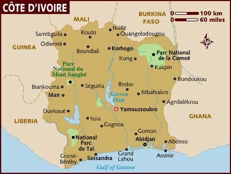 COTE D'IVOIRE/ Changement de la météo politique