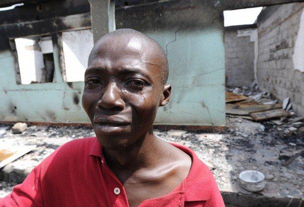 refugié ivoirien au ghana