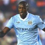 Manchester City : Yaya Touré écarté pour surpoids