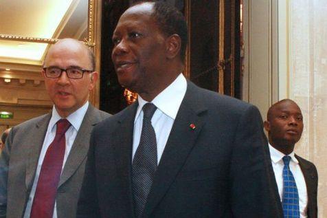 Ouattara à Paris -0014