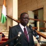 Ahoussou Jeannot élu président du sénat ivoirien