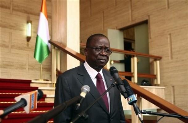 Ahoussou Jeannot Premier ministre ivoirien