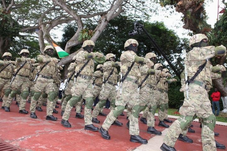 forces spéciales FRCI