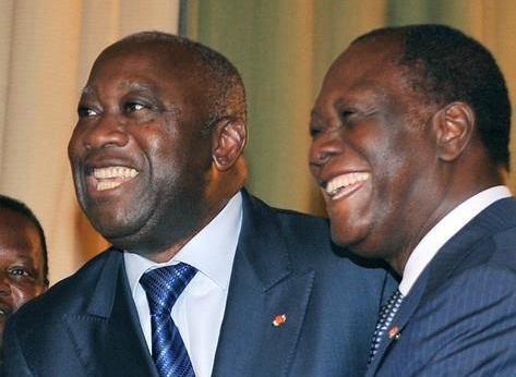 gbagbo et ouattara