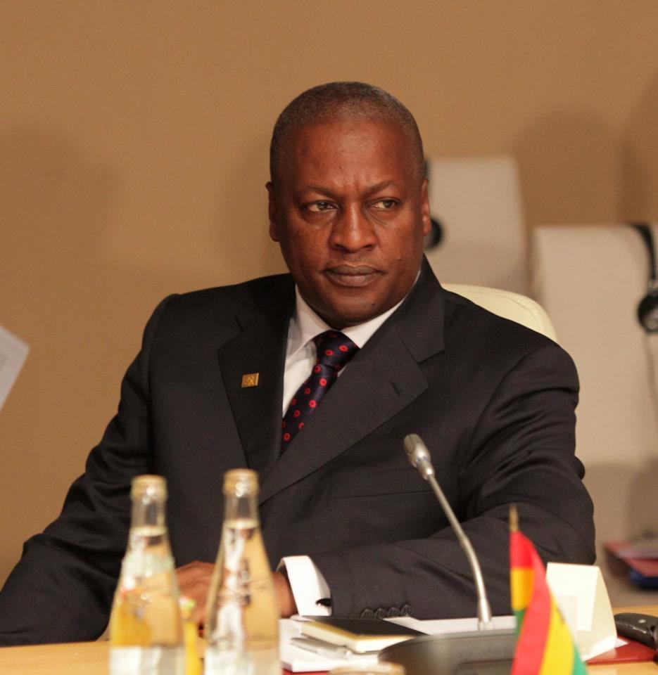 président ghanéen