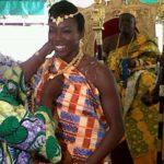 Murielle Ahouré faite Reine à Krinjabo