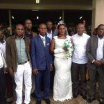 mariage de Mayor de Copie au Ghana