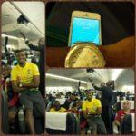 Mondial 2014: Le Cameroun s'envole pour le Brésil