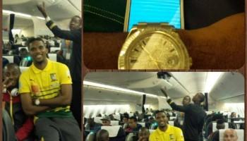 le Cameroun s'envole pour le Mondial