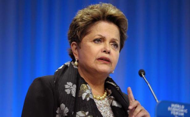 Dilma Roussef met en cause la Fifa