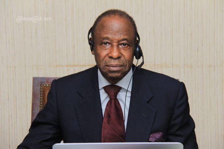 Essy Amara pour la Côte d'Ivoire