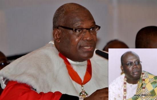 Conseil Constitutionnel: le secrétaire général Francisco Mélèdje Djèdjro rempalcé par Coulibaly Kuibert