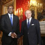France- Mali : Entretien de Laurent Fabius avec son homologue malien Abdoulaye Diop
