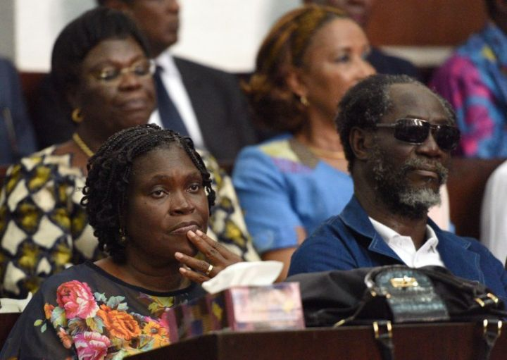 Madame Simone Gbagbo condamnée à 20 ans de prison
