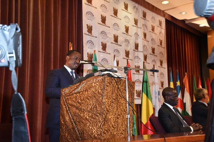 Discours Guillaume Soro