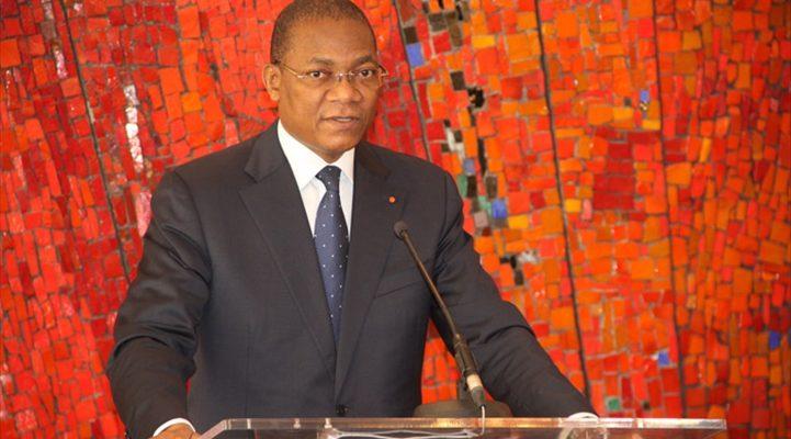 Bruno Nabagné KONE, Ministre de la Poste et des TIC, Porte-parole du Gouvernement