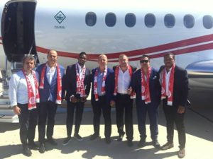 Samuel Eto'o s'engage avec le club turc d'Antalyaspor