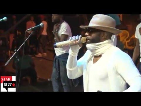 FALLY IPUPA LIVE AU FESTIVAL PANAFRICAIN