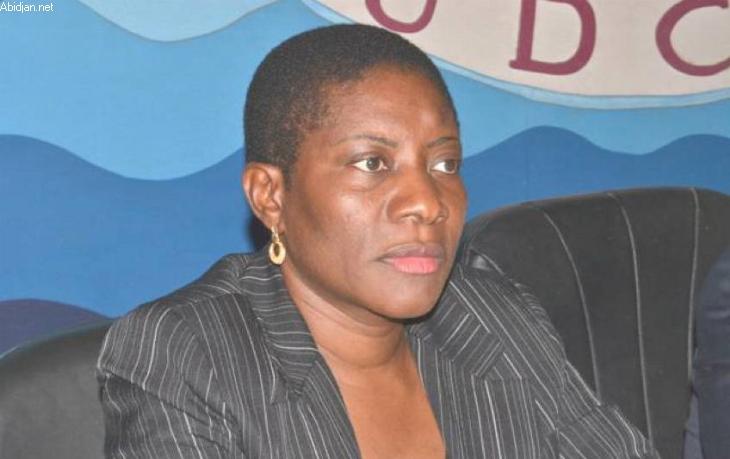Henriette Lagou candidate pour la présidentielle 2015