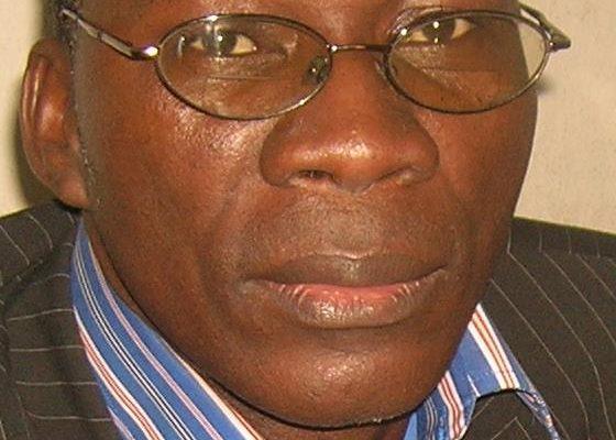 le journaliste Germain Sehoué