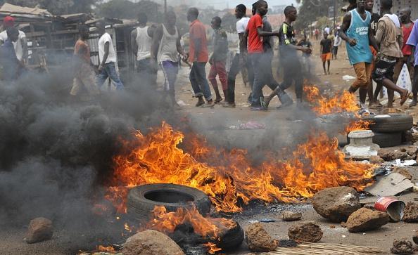 Guinée: violences entre partisans du pouvoir