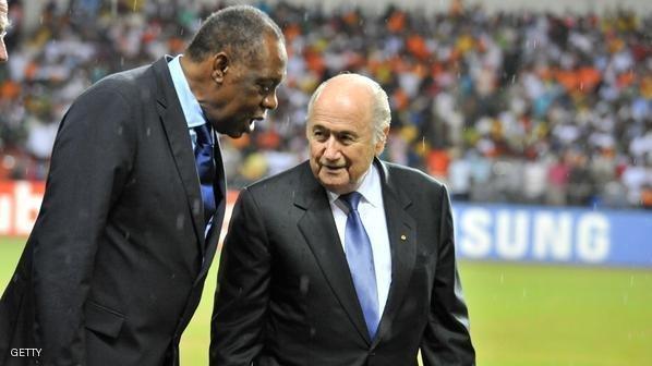 FIFA - Issa Hayatou président de la FIFA par intérim?