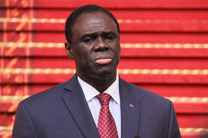 Le président de transition, Michel Kafando et ses ministres otages de la Garde presidentielle