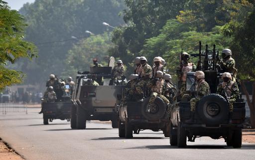 Ouagadougou encerclée par les forces loyalistes