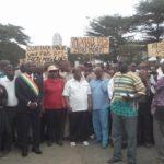 la Marche de la CNC (opposition)