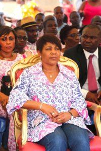 L'épouse d'Affi N'Guessan