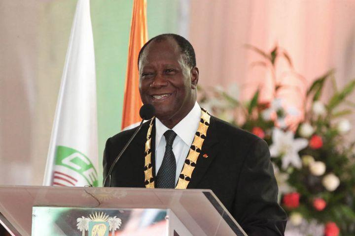 L'allocution d'Alassane Dramane Ouattara à sa prestation de serment