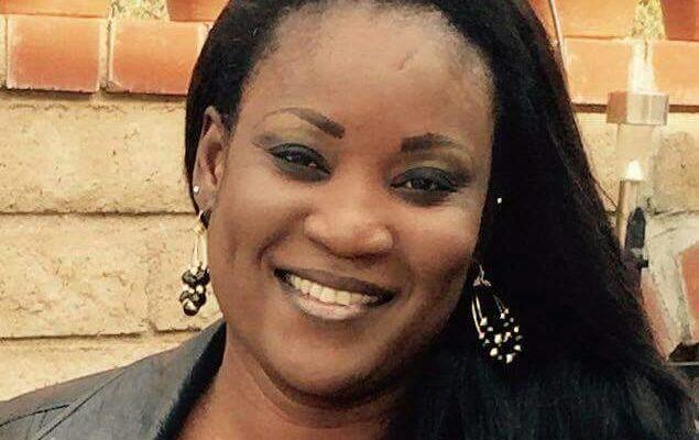 Françoise Hélène Gaye sénégalaise éprise de justice et de paix, residant en Californie-USA