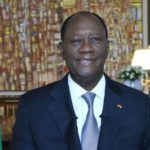 Ouattara s'entretient avec le Président de la Commission de l'UEMOA