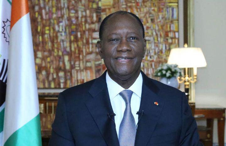 Message à la nation d'Alassane Dramane Ouattara