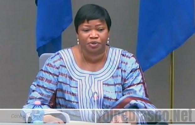 Procureur de la CPI, Fatou Bensouda