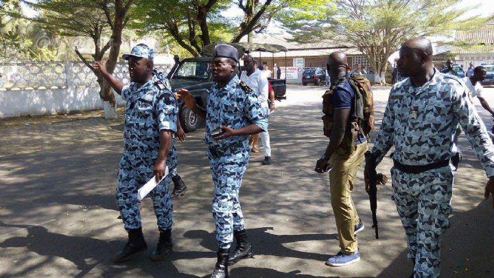 Fusillade en Côte d'Ivoire