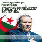 Livres: Citations du Président Bouteflika