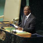 Discours intégral de OUATTARA à la Tribune des Nations Unies le 22 septembre 2016