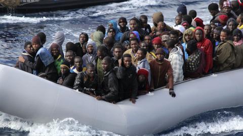 migrants clandestins Ivoiriens