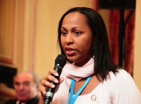 Yasmina Ouégnin