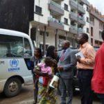Retour au pays d'Ivoiriens réfugiés au Togo et au Ghana depuis la crise