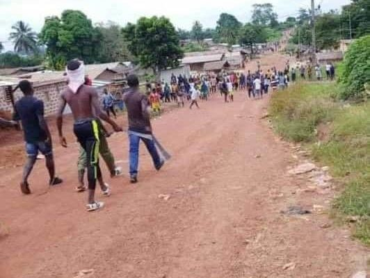 Affrontement Yacouba et Malinké