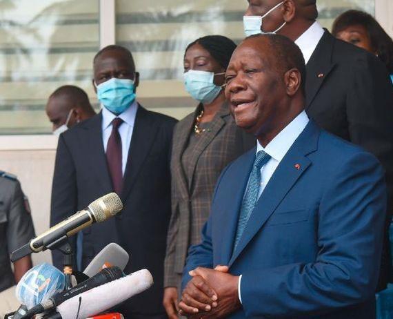 Le cercle très restreint d'Alassane Ouattara
